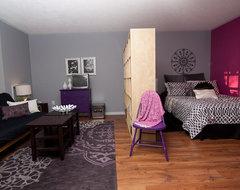 Full View eclectic-bedroom