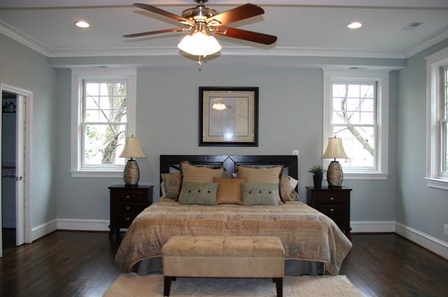 Fulton traditional-bedroom