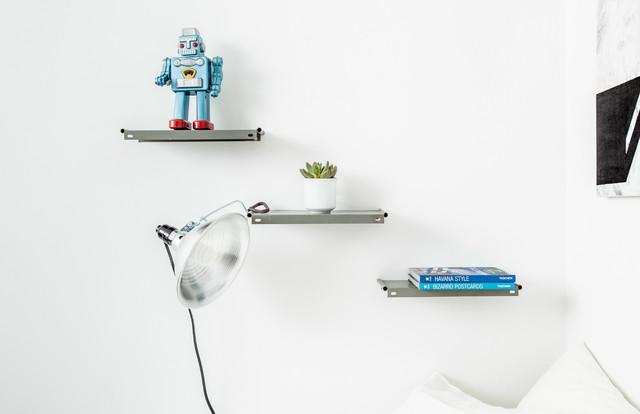 Mensole Per Camera Da Letto : Indispensabili micro mensole per ogni angolo di casa