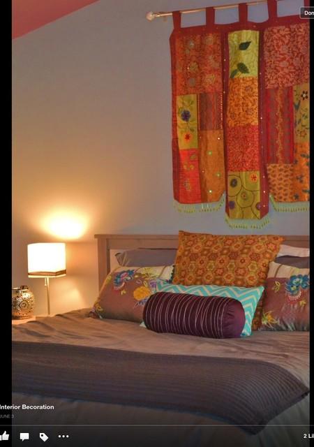 fun sexy master bedroom eclectic bedroom