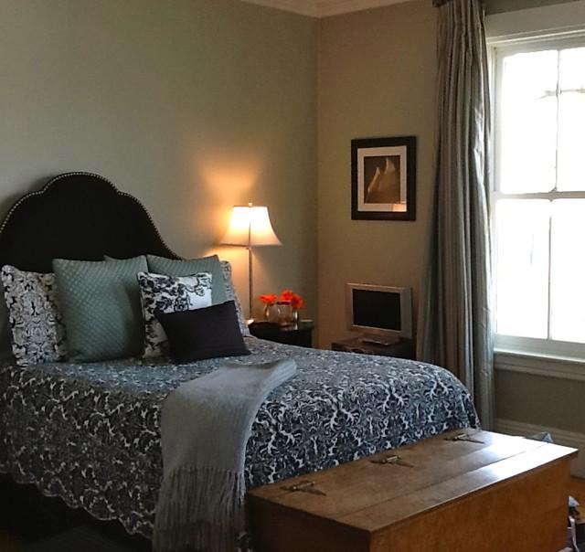 Funky bedroom eclectic bedroom los angeles by for Funky bedroom designs