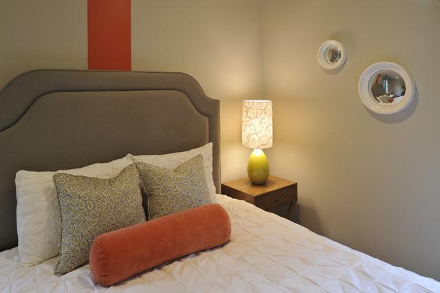 Funky Modern Bedroom modern-bedroom