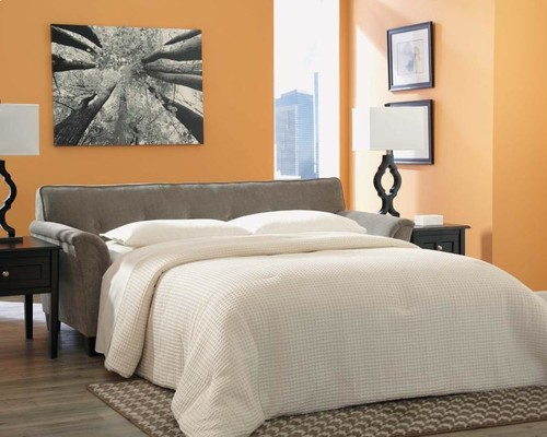 if your only guest bedroom space is the living room, make sure to have a comfortable sofa bed