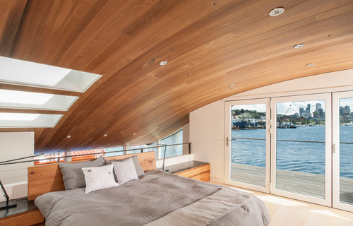 G Little Construction Floating Home