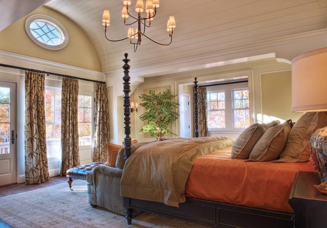 Gabriel Builders beach-style-bedroom