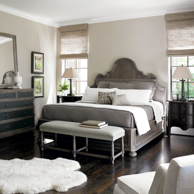 Gallery 21 Furniture Transitional Bedroom