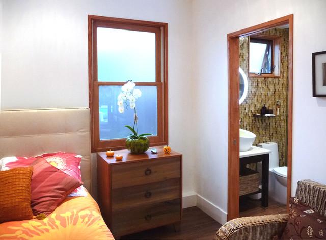 Garage Conversion contemporary bedroom  Garage Conversion. Bedroom Garage