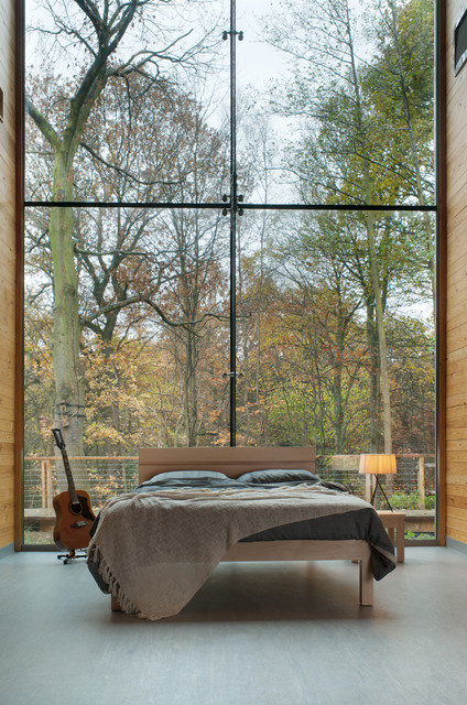 Garden Bedroom modern bedroom. Garden Bedroom   Modern   Bedroom   Other   by Natural Bed Company