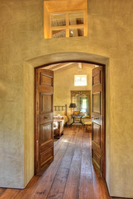 Garden House eclectic-bedroom