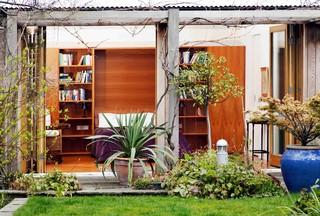 Garden Studio - Contemporary - Bedroom - other metro - by Dorman Architects