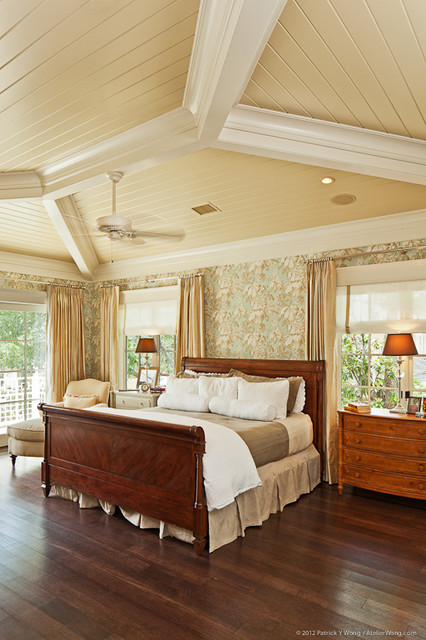 Gaston Avenue Residence traditional-bedroom