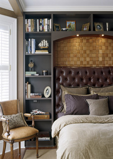 Gatsby traditional bedroom
