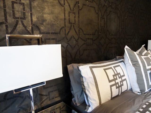 Master Bedroom Walls contemporary