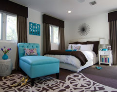 Georgette Westerman Interiors contemporary-bedroom
