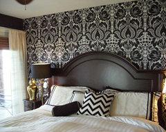 Georgia Strait home traditional-bedroom