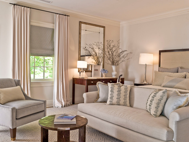 Greenwich Ct Home I Transitional Bedroom Dallas By S B Long Interiors