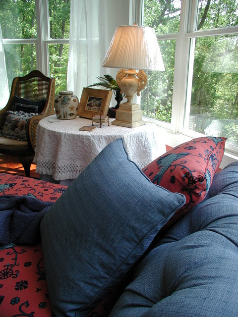 Gina Fitzsimmons, ASID traditional-bedroom