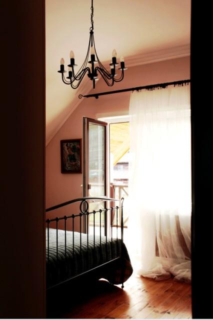 Girl's bedroom eclectic-bedroom