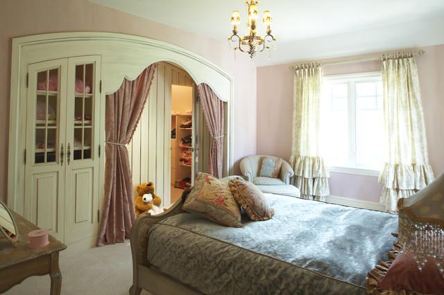Girl's Bedroom traditional-bedroom