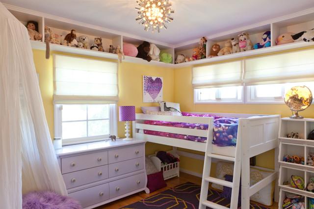 Girls Bedroom contemporary-bedroom