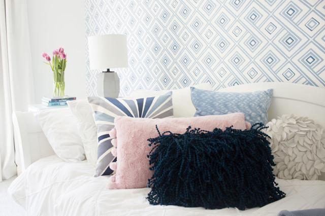 Girls Bedroom transitional-bedroom