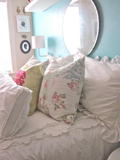Girls Bedroom eclectic-bedroom