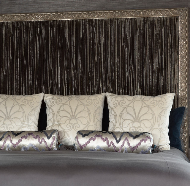 Glamorous boudoir contemporary bedroom minneapolis for Boudoir bedroom designs