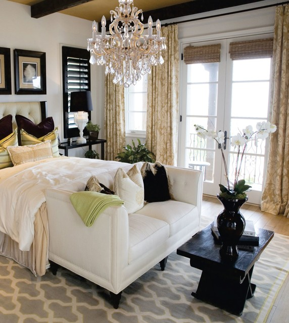 Glamorous Fashion Lighting Traditional Bedroom Chicago By Northwest Lighting And Accents