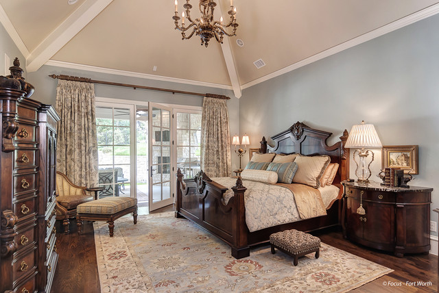 Glendarroch Homes - Rivercrest mediterranean-bedroom