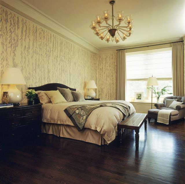 Glenn Gissler Design contemporary-bedroom