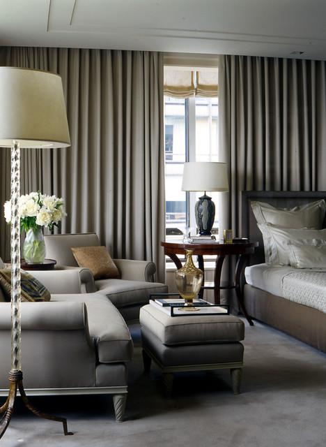 Glenn gissler design contemporary bedroom