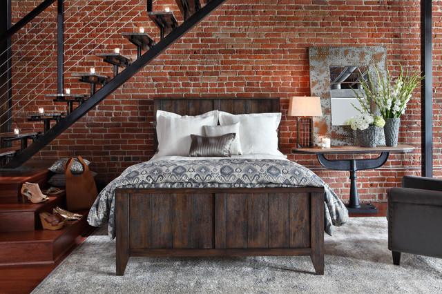 Glenwood Bedroom - Contemporary - Bedroom - Denver - by Furniture Row