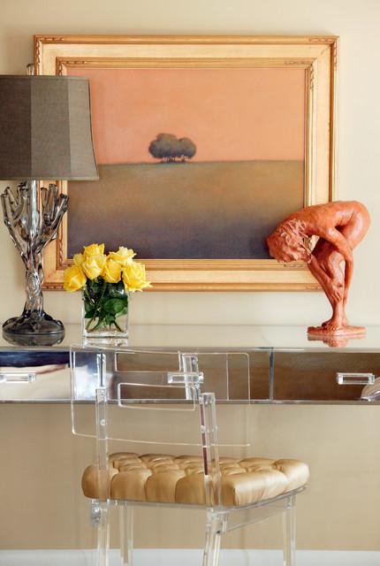 Glenwood Residence eclectic-bedroom