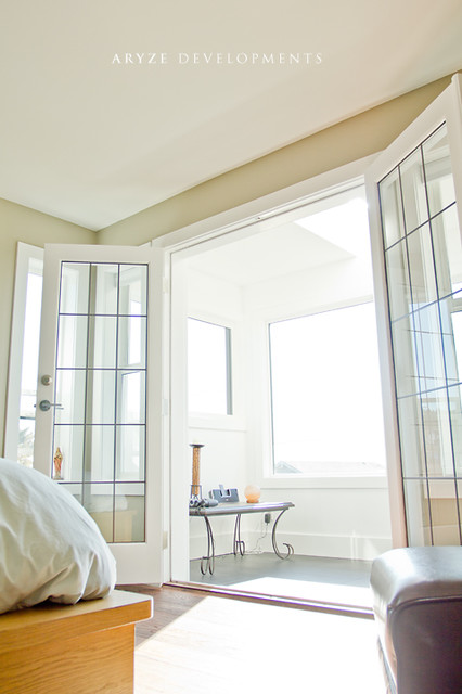 Gonzales Beach Renovation transitional-bedroom