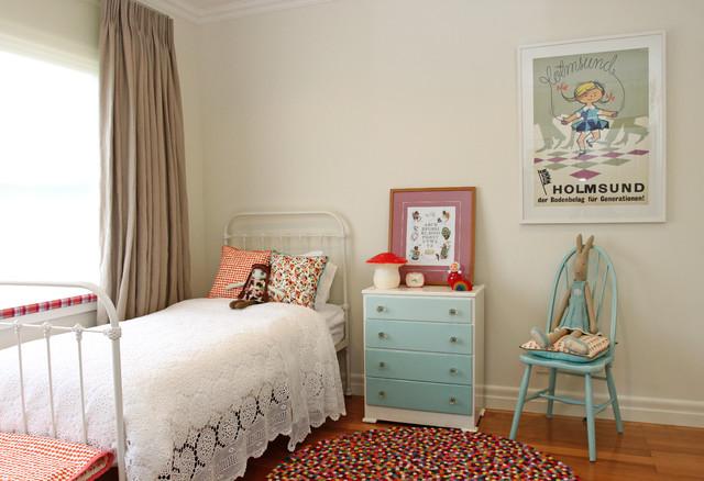 Grace 39 s vintage room for Vintage eclectic bedroom