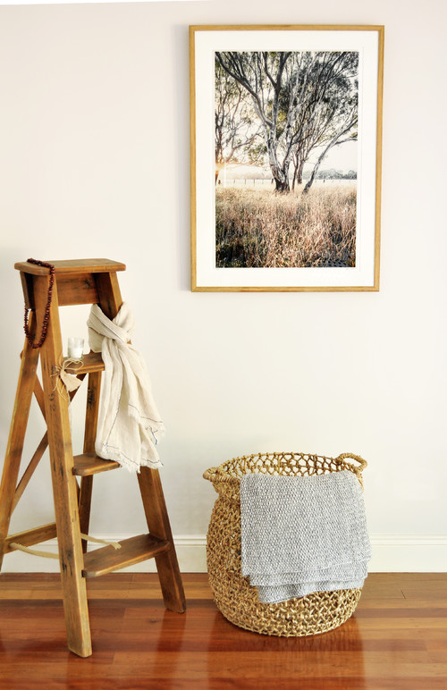 Decorating with Nature for Fall and Winter - ideas for your home.
