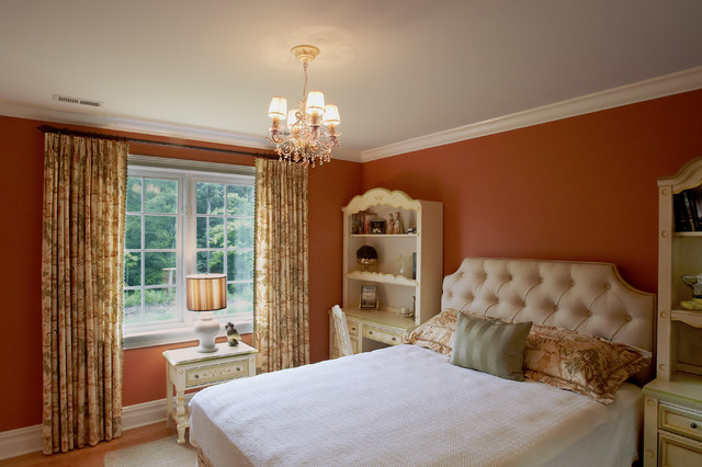 Grande Interiors Traditional Bedroom New York By