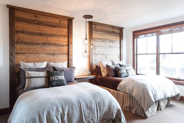 Great Bear rustic-bedroom