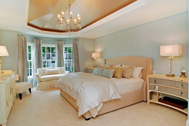 Great Neighborhood Homes traditional-bedroom