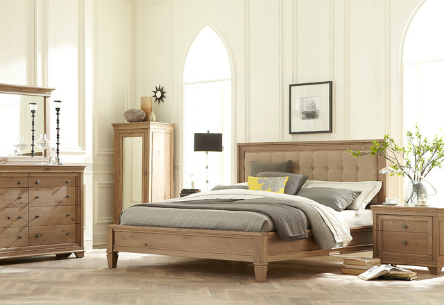 Great Solid-wood Bedrooms - Made in Canada - Eclectic - Bedroom ...