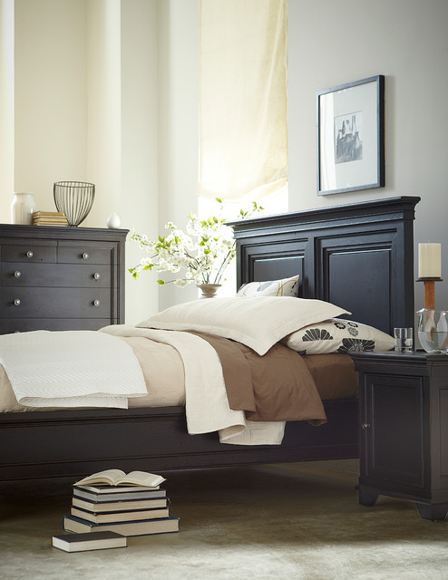 Great Solid-wood Bedrooms - Made in Canada - contemporary