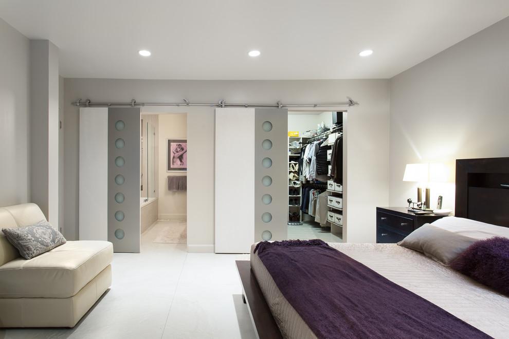 Inspiration for a 1960s bedroom remodel in Salt Lake City