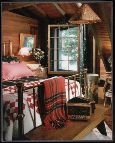 Interior Designers & Decorators. Green Lake Fisherman's Cottage  rustic-bedroom