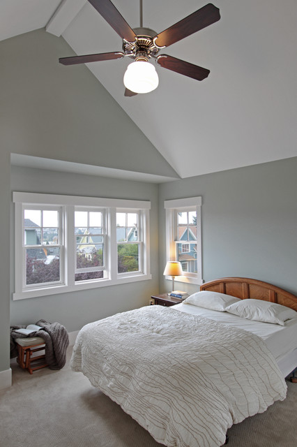 greenlake residence bedrooms arts and crafts bedroom