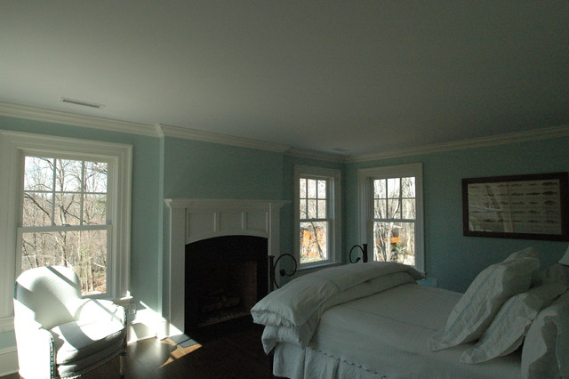 Greenwich Residence traditional-bedroom