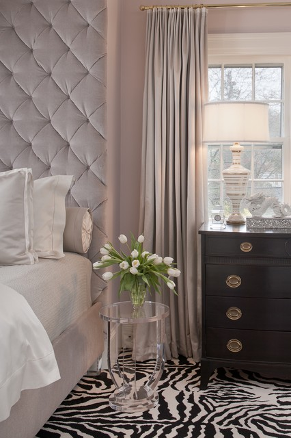 Greenwich Residence transitional-bedroom