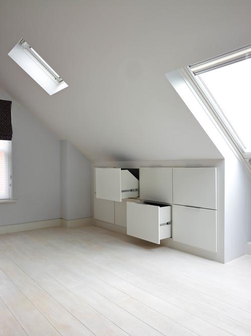 Extra Storage Into Your Loft Conversion