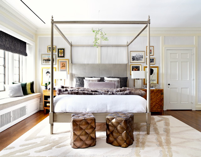 greystone mansion designer showcase transitional bedroom los