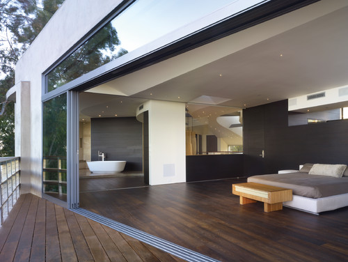 I Love This Idea Of A Full Wall Of Sliding Glass Doors My Concern