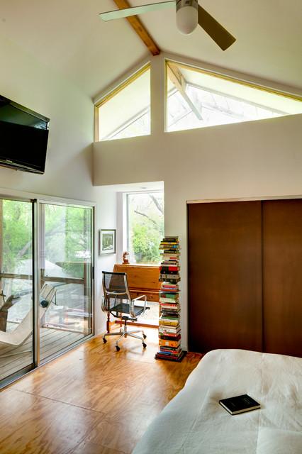 Groveland House contemporary-bedroom